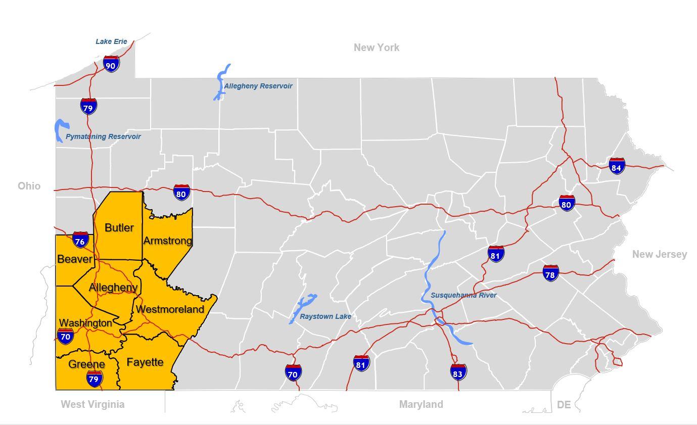432 Map