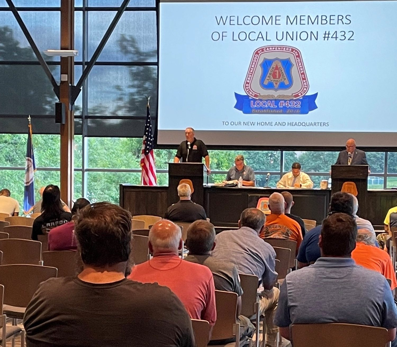 New meeting location 650 Ridge Road Pittsburgh PA 15205
